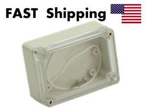 Waterproof Electronic Enclosure Case Engineering Project Box Ip65 Water Proof