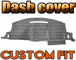 Fits 1997 2001 Oldsmobile Silhouette Dash Cover Dashboard Pad Charcoal Grey