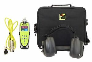Tpi 9080k2 Kit Smart Vibration Trend Meter Kit With Software And Accessories