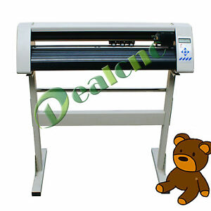 24 Vinyl Cutter Cutting Plotter Rs720c With Contour Cutting Function
