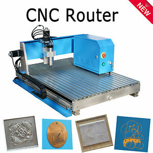 800w Cnc Router Engravering Machine For Wood Acrylic Mdf Rs 6090 High Quality