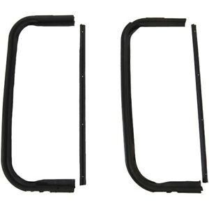1955 2nd Type 1956 1960 Dodge Pickups Panel Trucks Vent Window Seal Kit
