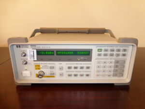 Agilent Hp 85645a 26 5ghz Tracking Generator 8560 E Series Spectrum Analyzers