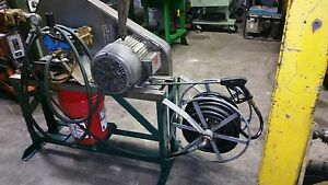 Hypro 7 5 Hp Industrial Power Washer 3 Phase Motor