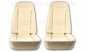 1970 1974 Corvette C3 Seat Foam Set 4 Piece