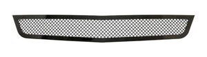 For 2013 2014 Cadillac Ats Stainless Black Bumper Mesh Grille