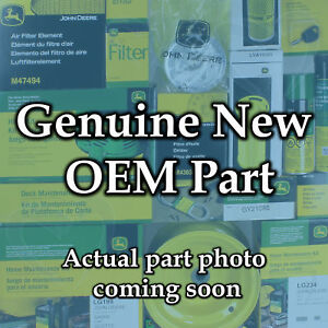 John Deere Original Equipment Smv Emblem tca12058