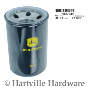 John Deere Original Equipment Hydraulic Oil Filter re27284