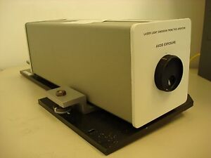 Hp hewlett Packard Agilent 5517c Laser Head 439 Uw W Repair Form