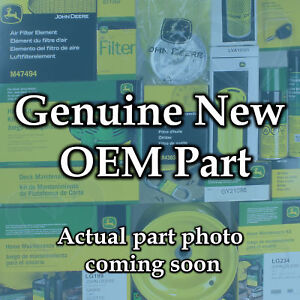 John Deere Original Equipment Smv Emblem jd5930
