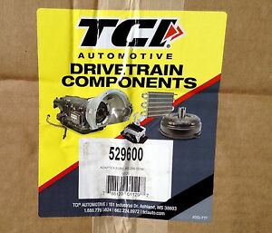 Tci 529600 Small Block Ford To P g Adapter Kit Brand New