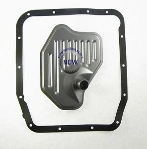 Ford 4r70w 4r75w Transmission Filter And Gasket Kit 96 Up F150 Mustang 76011ea