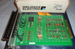 Reliance Electric 0 51831 4 Cvte Printed Circuit Board 0518314 New