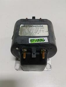 Westinghouse Voltage Transformer 600v 33b023612 1