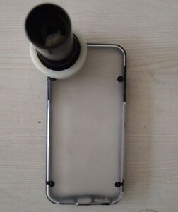 New Attchment Diameter 23 4mm Eyepiece Adapter1 For Iphone5 Mount In Slit Lamp