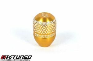 K tuned Billet Shift Knob Honda Civic Integra Rsx Crx Accord Prelude S2000 gld
