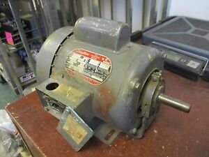 Dayton Ac Induction Motor 5k410 m 1 4hp 1725rpm 115 208 230v 5 6 2 8a 60hz Used
