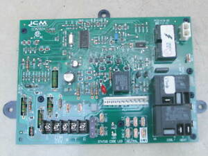 Carrier Icm Icm282a Furnace Control Circuit Board