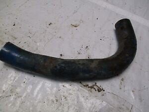 Ford 4000 Su Tractor Air Cleaner Pipe