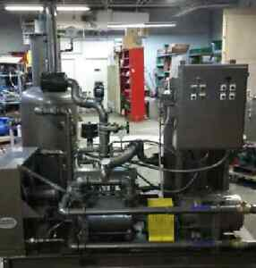 Environmental Remediation System Dual Phase Extraction