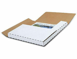 500 Lp Record Album Premium Book Or Box Mailers 1 2 1 Depth