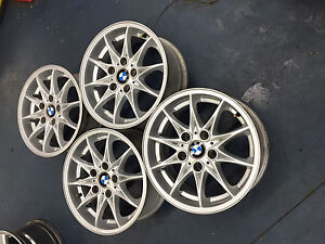Bmw Style 104 Rims From Z4 2004 Rare