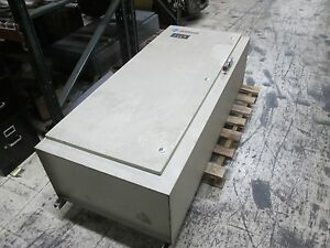Benshaw Solid State Motor Control Cbrsm6b 250hp 480v 250a Used