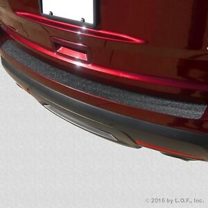 2011 2015 Fits Ford Explorer 1pc Rear Bumper Applique Scratch Guard Protector