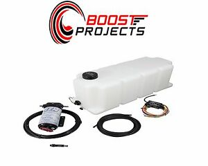 Aem 50 State Water Injection Kit For Chevy dodge forturbo Diesel Engine 30 3111