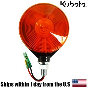Genuine Oem Kubota 3c081 75870 Amber Hazard Light B L M Series Tractors