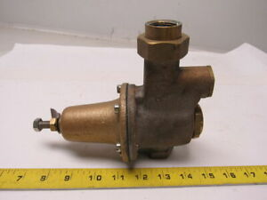 Watts U5b Z3 Lp Water Pressure Reducing Valve 10 35 Psi