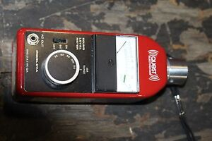 Quest Electronics Model 211a Sound Level Meter