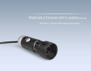 Portable 700tvl Hd Endoscopy Camera For Olympus Endoscope Borescope Medical