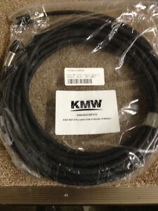 Kmw Cable Assembly Aisg Ret 8 Pin Male To Female 10 M Kmaisgcmf010 new