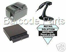 Quickbooks Pos 12 Star Hardware Pos Bundle Printer Scanner Cash Drawer