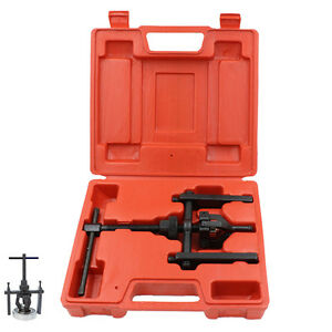 3 jaw Pilot Sleeve Type Inner Bearings Puller Extractor Tool Kit With Pvc Case