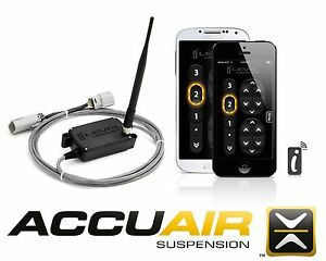 Accuair Ilevel Upgrade Kit For Elevel Air Bag Ride Suspension Custom Rat Rods