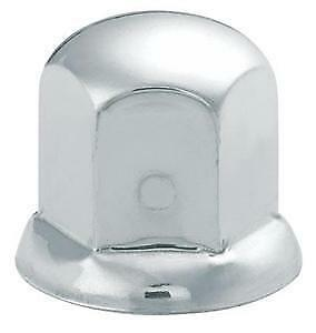 60 Stainless Steel Lug Nut Covers For Ford International Trucks 32mm