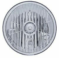 7 Round Crystal Halogen Head Light For H6017 Or H6024