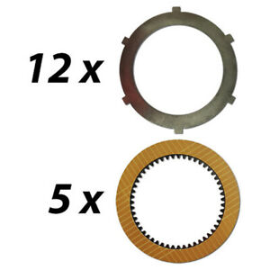 68802c91 Tractor Pto Clutch Pack Disk Kit International Case Ih