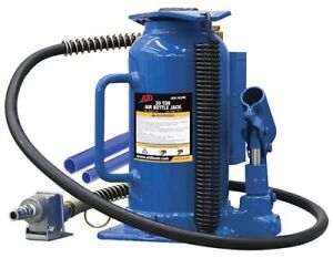 Atd Tools 7422w 20 Ton Heavy Duty Hydraulic Air Actuated Bottle Jack