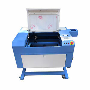 60w Laser Tube Co2 Usb Laser Engraving Cutting Machine With Rotary