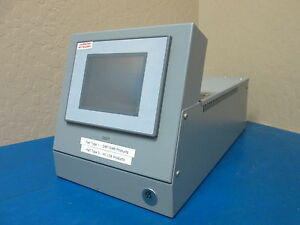 Custom Graph Display And Enclosure K Type Thermocouple Probe Inputs 2