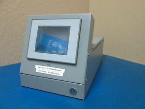 Custom Graph Display And Enclosure K Type Thermocouple Probe Inputs