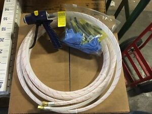 Touch N Seal 15 2 Part Foam Spray Hose And Gun Kit With Nozzles