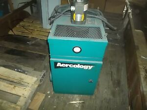 Aercology Dust mist fume Collector Air Cleaner Model Dv 10 19 free Shipping