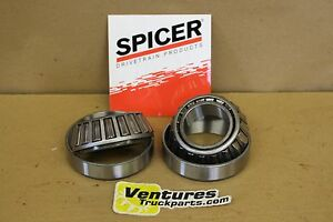 Inner Pinion Bearing Jk Jeep Wrangler Dana 44 Front And Rear Dana Spicer