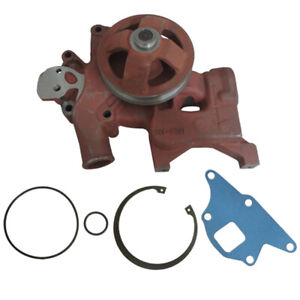 87840257 Tractor Pump Water Ford New Holland 7740 7740o 7840 7840o 8240 8340