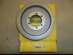 New Woods 8 0 3b Sk V belt Pulley Sheave free Shipping