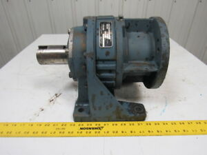Shimpo Emb0410055000000 Circulute Speed Reducer Gearbox 11 1 Ratio 4690 Lb in